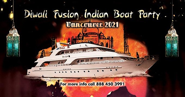 Freaky Friday Halloween Boat Party Vancouver 2021 image