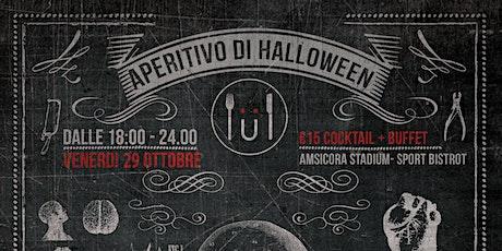 HalloweenParty - Aperitivo al Bistrot biglietti