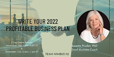 PROFITABLE BUSINESS PLANNING: 2-DAY BUSINESS RETREAT tickets