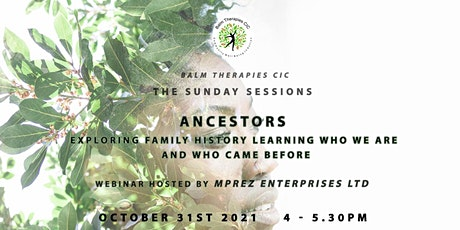 Ancestors -  Exploring Family History -  Who We Are and Who Came Before tickets