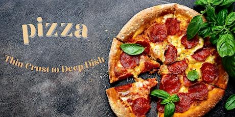 Perfect Pizza  @ 1909 Culinary Academy - November 11 tickets