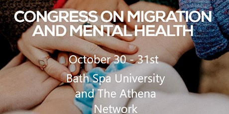 X INTERNATIONAL CONGRESS ON MIGRATION AND MENTAL HEALTH tickets