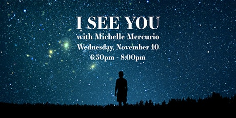 I SEE YOU workshop with Michelle Mercurio tickets