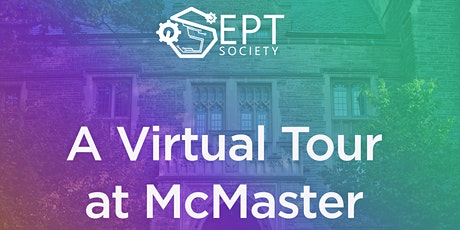 A Virtual Tour at McMaster tickets