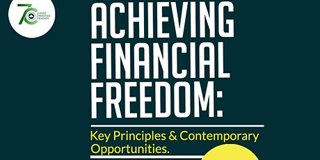 Achieving Financial Freedom tickets