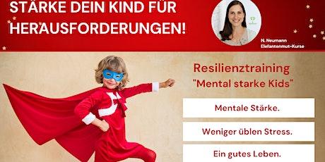 """ADVENTSRABATT für Mobbingprävention """"Mental starke Kids"""" Tickets"""