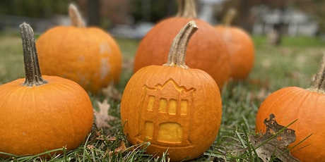 EVENT: Pumpkin Art with Exhibit A Art Design tickets