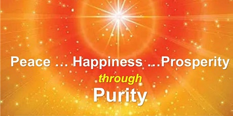 Special Event: Peace...Happiness...Prosperity ingressos