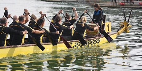 Free Dragon Boat Taster Session tickets