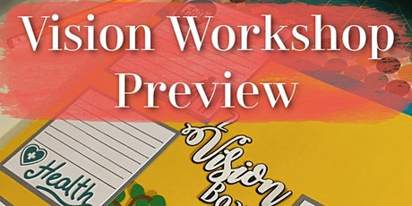 2022 Vision Workshop : Sneak Preview biglietti
