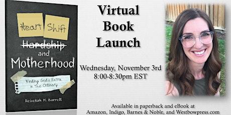 Heart Shift and Motherhood Book Launch tickets
