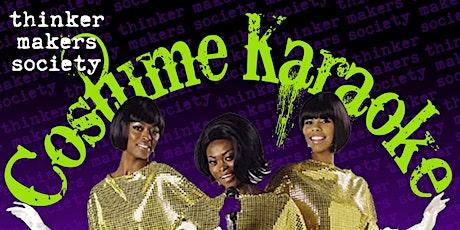 Costume Karaoke tickets