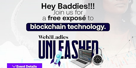 Web3 Ladies Unleashed tickets