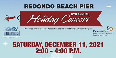 11th Annual Redondo Beach Pier Holiday Concert and Toy Drive tickets
