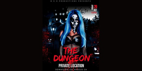 THE DUNGEON HALLOWEEN PARTY tickets