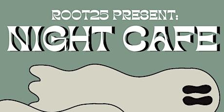 Night Cafe: Spooky Szn tickets