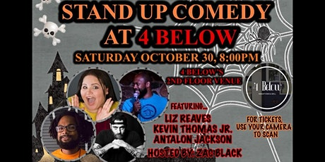 STAND UP COMEDY IN JAMESTOWN NY tickets