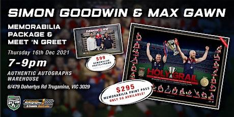 Goodie & Gawn Memorabilia Package & Meet 'n Greet Truganina! tickets