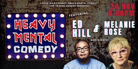 Heavy Mental Comedy tickets