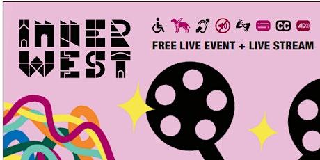 Inclusive Film Festival 21 tickets