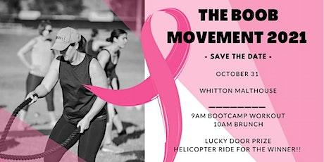 The Boob Movement tickets