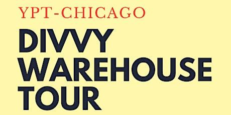 Divvy Warehouse Tour tickets