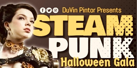 Steam Punk Halloween Gala tickets