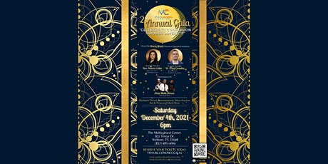 """MCC 2nd Annual Gala Fundraiser- """"Celebrating Compassion Through Adversity"""" tickets"""