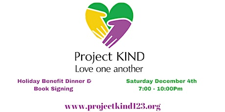 Project Kind's  A December To Remember Benefit Dinner tickets