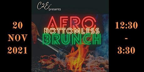 Afro-Bottomless Brunch tickets