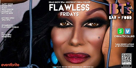 IBT's Flawless Friday • Hosted by China Collins tickets