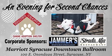 An Evening for Second Chances tickets