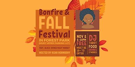 Bonfire & Fall Festival tickets