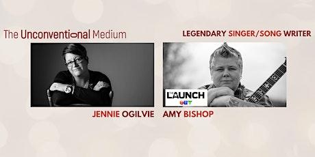JENNIE OGILVIE  & AMY BISHOP - Live in STRATHMORE, AB tickets