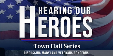 Hearing Our Heroes - Veterans Concerns Townhall tickets