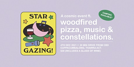 Star Gazing! [#1] An excuse to sip on wine + stare at stars ✨ tickets