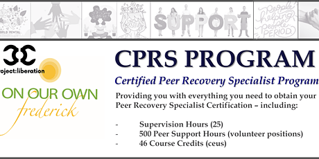 CPRS Weekly Group Supervision tickets