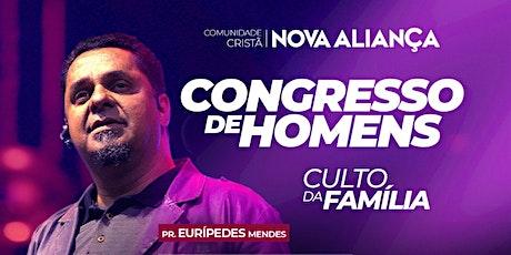 Congresso De Homens - 12 e13 de Novembro 2021 ingressos