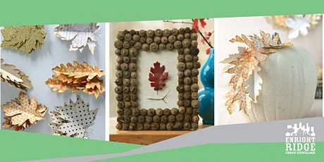 Seasonal Upcycled Crafts tickets