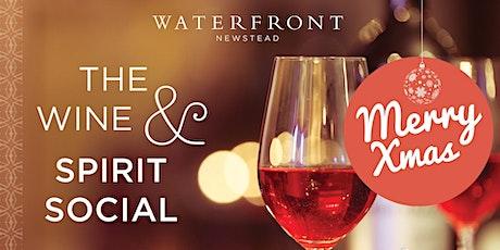 Festive After Dark Wine Tasting & Live Music Community Event tickets