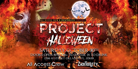PROJECT HALLOWEEN tickets
