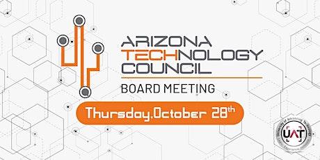 Arizona Tech Council Board Meeting at UAT tickets