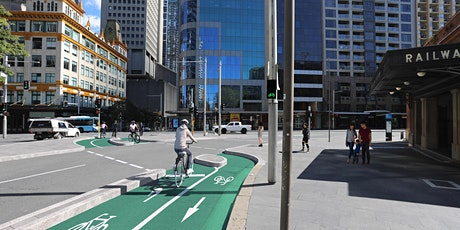 Community briefing - cycleway on Oxford and Liverpool streets - session 1 tickets