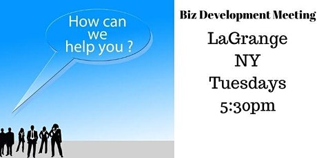 LaGrange Local Biz Development Meeting tickets