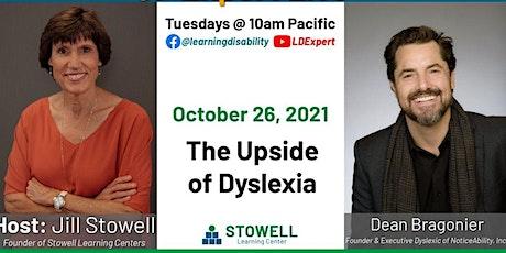 LD Expert Live!- Dyslexia Awareness tickets