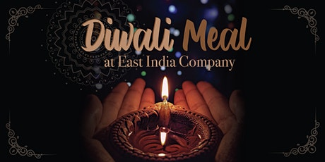 Diwali Meal at East India Company tickets