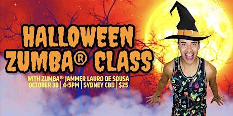 Zumba Master Class Halloween tickets
