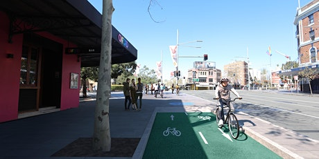 Community briefing - cycleway on Oxford and Liverpool streets - session 2 tickets