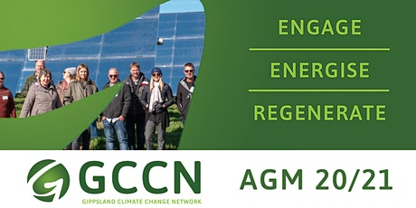 GCCN's Annual General Meeting tickets
