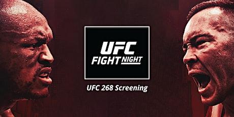 UFC Fight Night tickets
